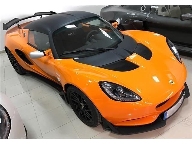 Lotus Elise Body Kit Cup 250 1