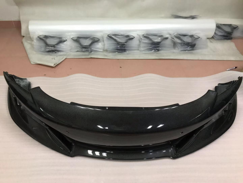 McLaren 650S Front Bumper Carbon 2