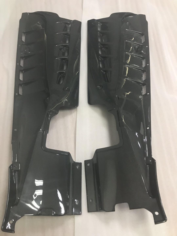 For Ferrari 430 F430 Engine Bay 2