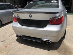 For BMW E60 Trunk Lid Cover