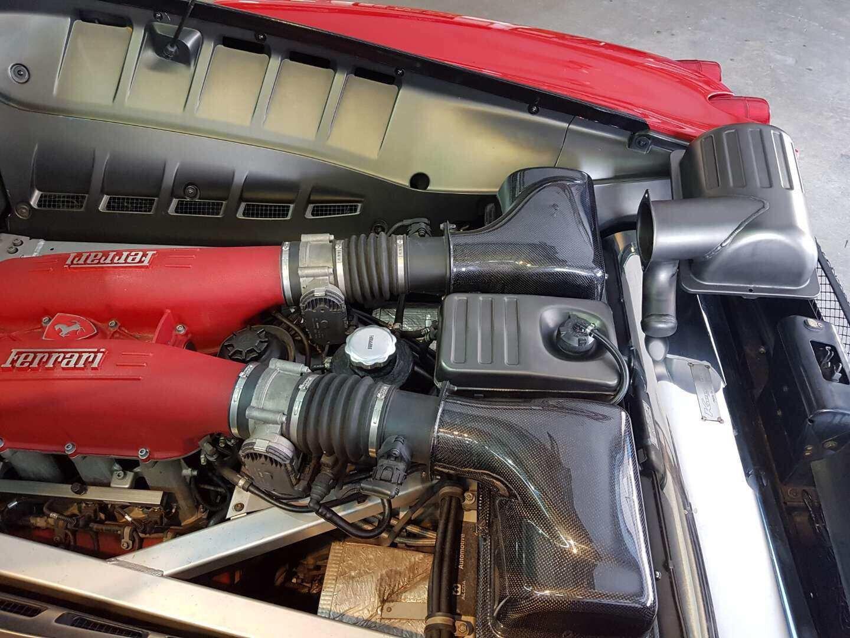 Ferrari 430 Intake Air Box Intake;F430 Air box intake 1