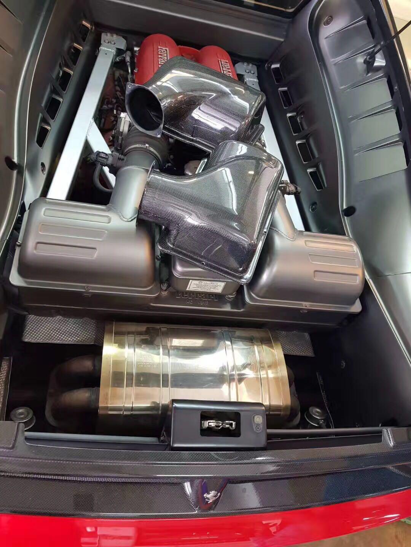 Ferrari 430 Intake Air Box Intake;F430 Air box intake 3