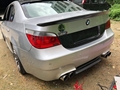 BMW E60 Trunk Lid Cover,BMW E60 M5 Trunk lid Cover Carbon Fiber