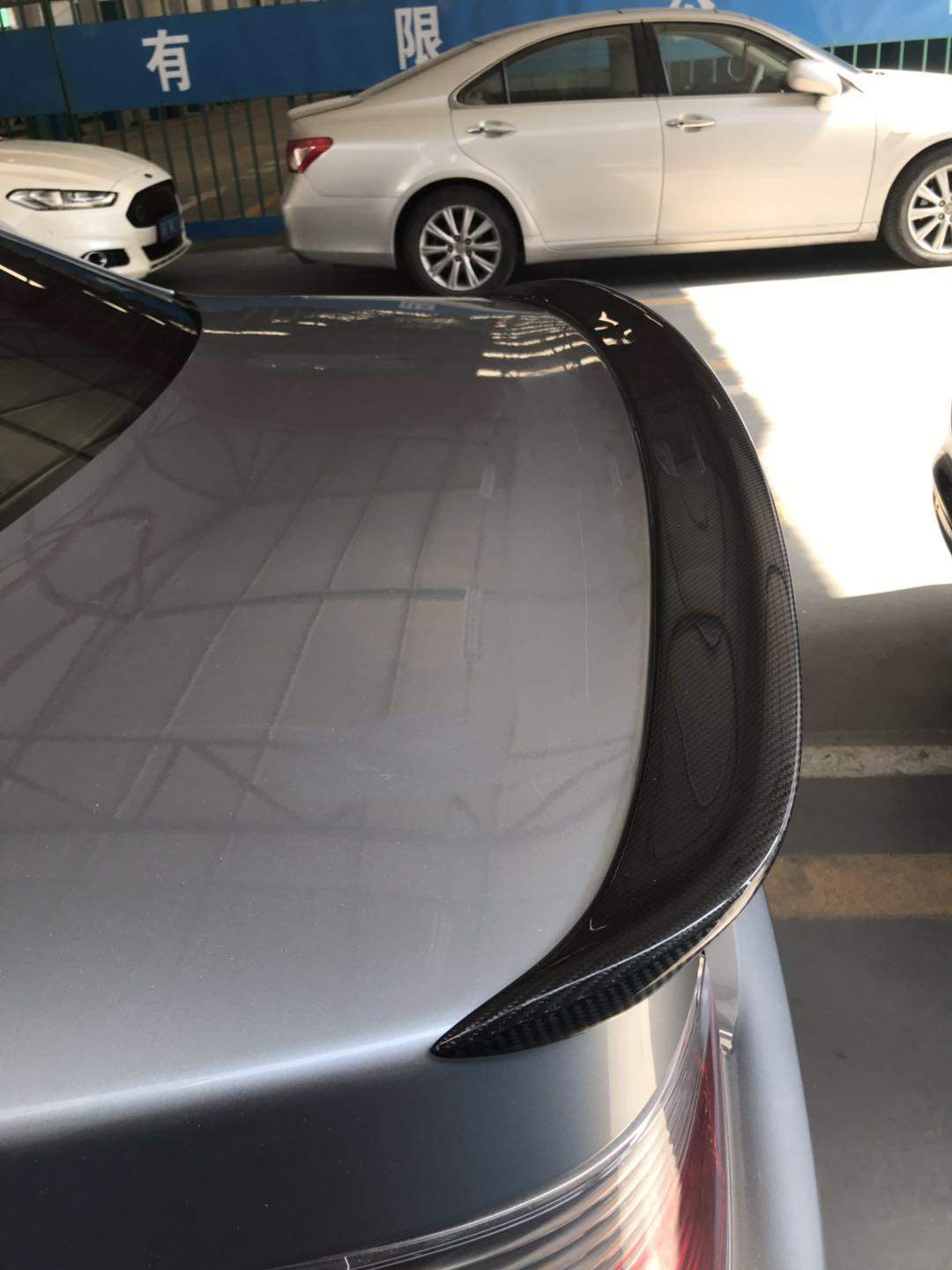 BMW E60 Trunk Spoiler Wing 1