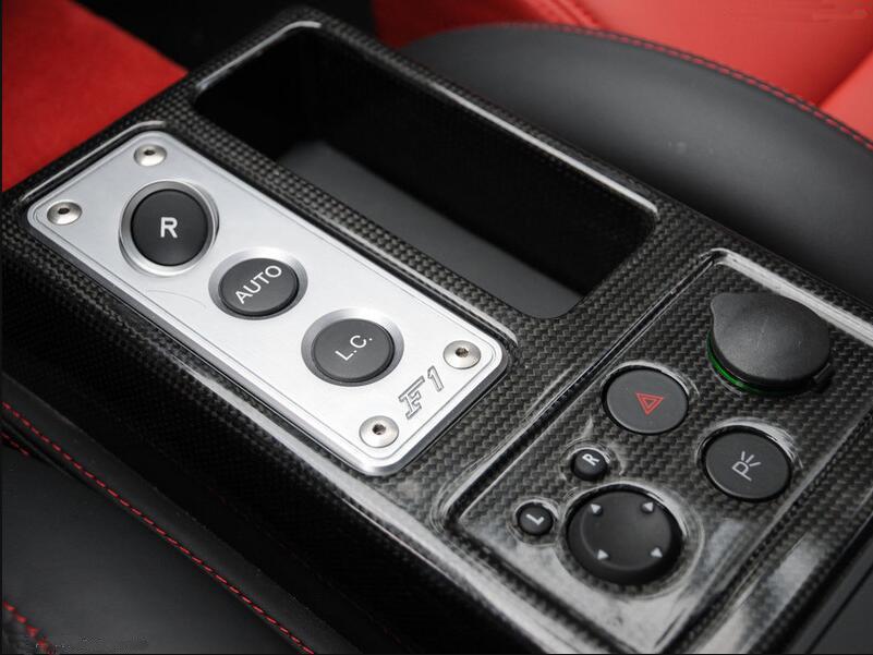 Ferrari 430 Center Console F430 Center Console Carbon Fiber 1