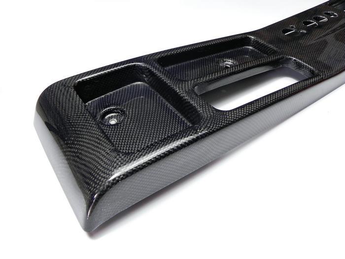 Ferrari 430 Center Console F430 Center Console Carbon Fiber 3
