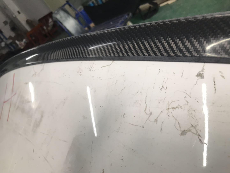 BMW E46 M3 Trunk Spoiler,BMW E46 Rear Spoiler Wing  4