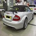 BENZ W209 CLK Rear Spoiler,Benz W209 CLK DTM Rear Spoiler