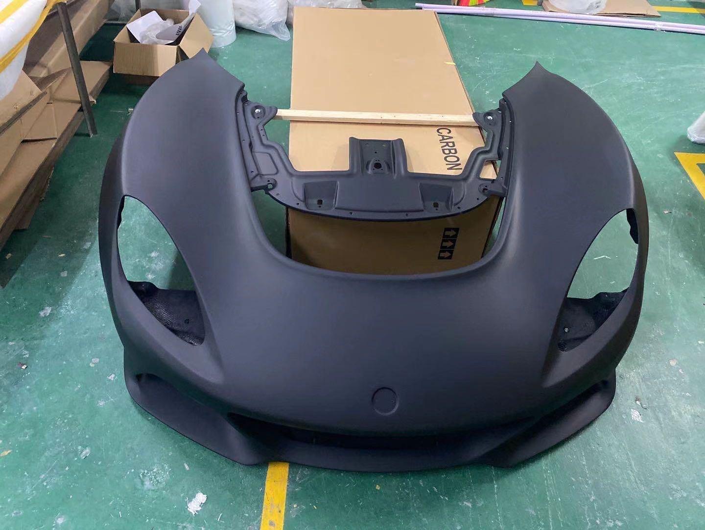 Lotus Exige S3 Front Bumper 1