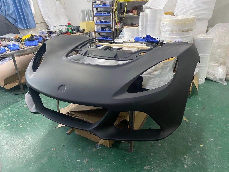 Lotus Exige S3 Front Bumper 2