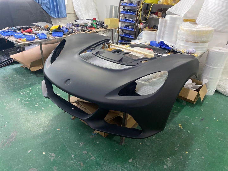 Lotus Exige S3 Front Bumper 3