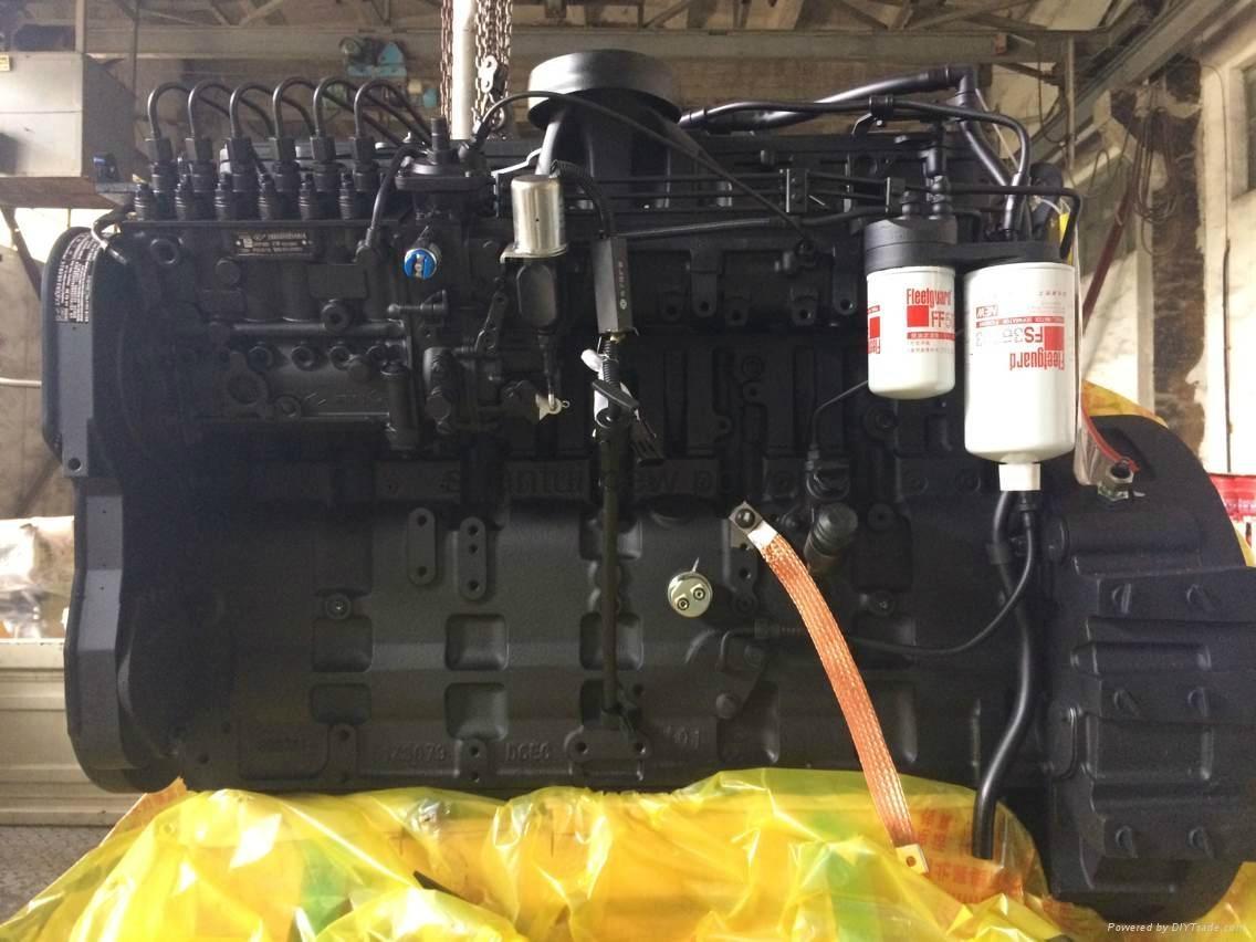 Original Cummins engine 6CTA8.3-C215 1