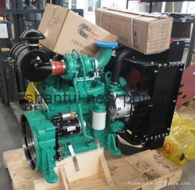 Original Cummins engine 4BT3.9-G2 1