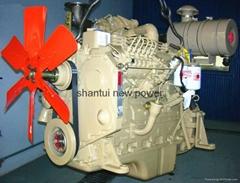 Original Cummins engine 6BT5.9-G1