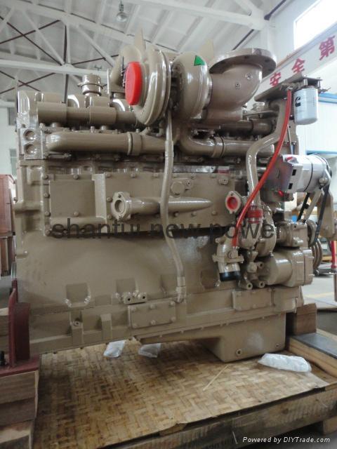 Original Cummins engine KTA19-C525 1
