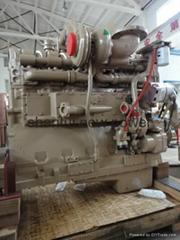 Original Cummins engine KTA19-C525