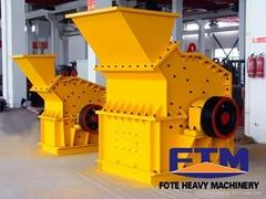 Hammer Crushing Stone : Henan fote heavy machinery co ltd china manufacturer
