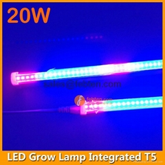 0.9m 20W LED grow T5 tube light