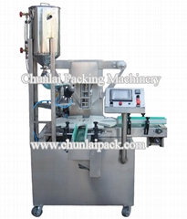 Baby Wet Wipe Can Filling Sealing Machine