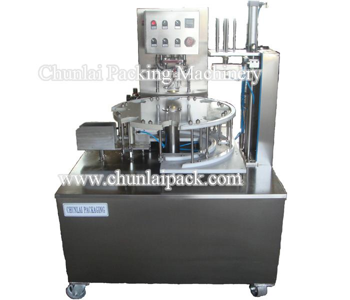 Potato Chips Canister Sealing Machine 1