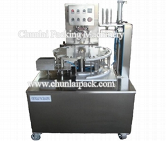 Potato Chips Canister Sealing Machine