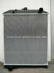 High quality  Hino 500 radiator for Southeast Asia Marktet