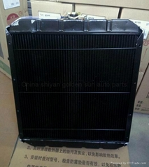 Hot sale LF SKAT truck radiator for Vietnam, Myanmar market, modle:YC4108