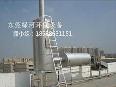 供应河源喷淋填料塔报价  脱硫除尘设备工程