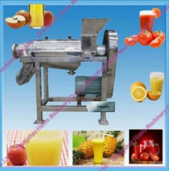 Industrial Juicer Machine