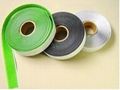 Factory Direct Sale Black and White Self-Adhesive Hook and Loop Tape 2