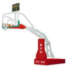 篮球架,电动篮球架,比赛篮球架 1