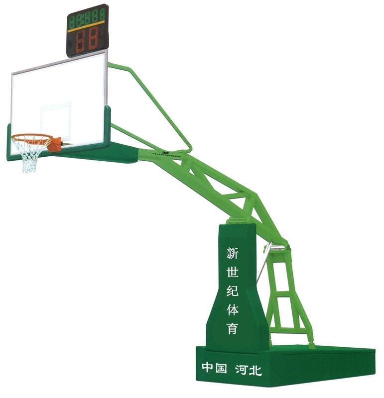 籃球架,電動籃球架,比賽籃球架 4