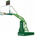 篮球架,电动篮球架,比赛篮球架 4