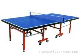 乒乓球台,移动乒乓球台,比赛乒乓球台 2