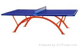 乒乓球台,移动乒乓球台,比赛乒乓球台 3