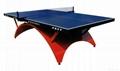乒乓球台,移动乒乓球台,比赛乒乓球台 5