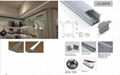 led recessed linear lamp