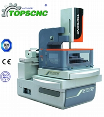 ZG Series 4 axis of Servo Motor Drive CNC Wire Cut Machine