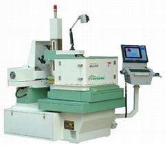 TOPSCNC New Design of  DK7725B CNC Wire Cut EDM Machine