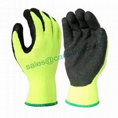 Winter outside work gloves