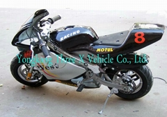 24v 250w electric pocket