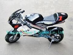 49cc pocket bike with sh