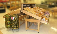 Bakery Display Table
