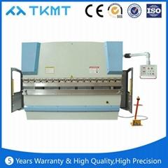 WC67Y Series CNC Hydraulic Press Brake Machine from china manufacturer