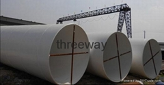 SSAW steel pipe spiral s