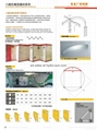 Exhibition Stand Aluminium Extrusion : Snap frame aluminum extrusion profile for display slim