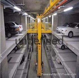 湖北立體停車場設備 2