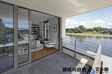 北京断桥铝门窗 1
