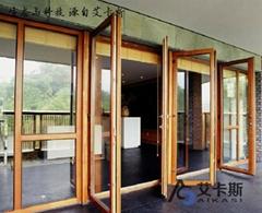 北京木铝静音门窗