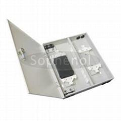 24 ports Fiber Optic Wall Mount Box